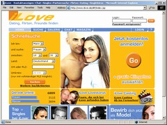 Online-dating-chat-linie